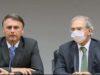 Em reunião, Bolsonaro diz que não colocará economia em risco e reafirma confiança em Guedes