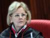 Rosa Weber encaminha à PGR notícia-crime contra Alcolumbre