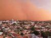 Lição ao Brasil! Quem semeia degradação ambiental vai colher tempestade de areia